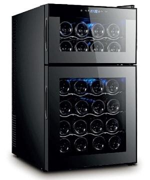 ตู้เย็นไวน์ Wine Cooler 24 bottles
